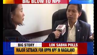 7 NPF MLAs back PDA candidate for Nagaland LS seat