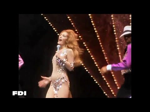 Dalida - Extraits Vidéos Pro [Live au Palais Des Sports 1980]