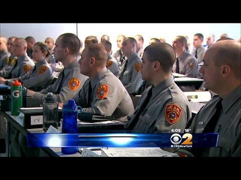 Suffolk Co. Police Recruit Pool Smaller This Year Than Years Past