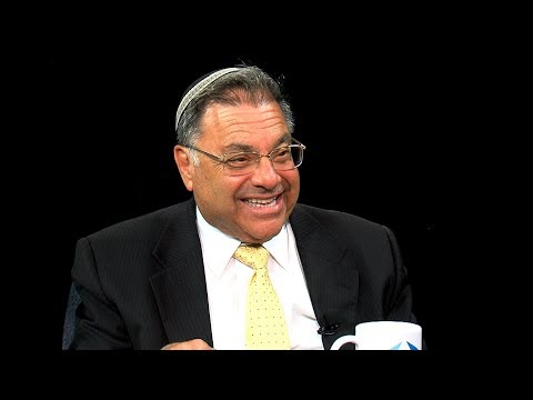 L'Chayim: Rabbi Shlomo Riskin