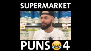 Supermarket Puns (Part 4)