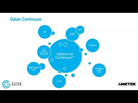 Continuum IS: Versatile time-resolved data collection webinar