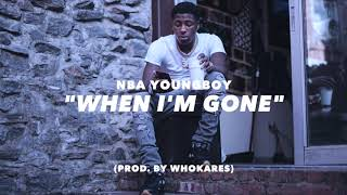 """When I'm Gone"" 