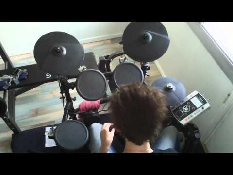 Zomboy - Vancouver BeatDown drum cover.
