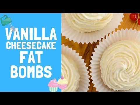 "cheesecake-fat-bombs-recipe---creamy-vanilla---""easy-to-make-keto-snack"""