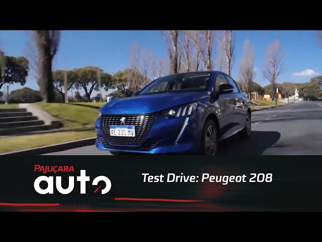 Retrospectiva 2020: Reveja o test drive do Peugeot 208