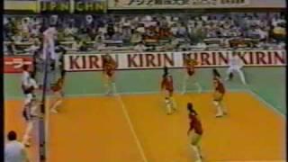 Hiroshima Asian championships 1994 CHN JPN Pan Wen Li 藩文莉