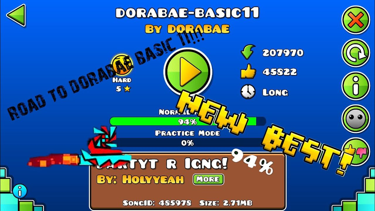 how to get geometry dash user id