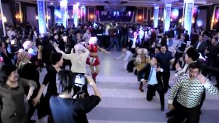 Kyrgyz flash mob super dance
