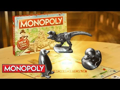 'Monopoly Classic' Official Teaser - Hasbro Gaming