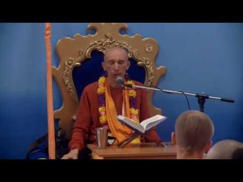 Шримад Бхагаватам 1.13.1 - Бхакти Ратнакар Амбариша Свами