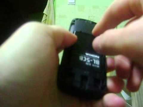Unboxing Nokia 109