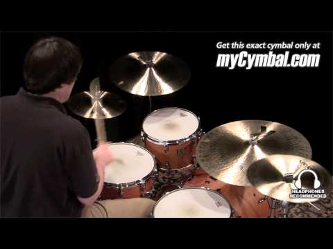 "Zildjian 14"" K Mini China Cymbal (K0881-1021713I)"