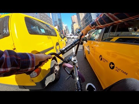 Downtown to Harlem BMX