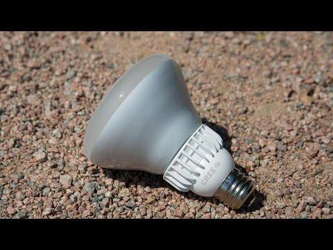 Cree's LED floodlight falls a bit short
