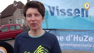 Jeugdvissers sponsoren Alpe d huzes