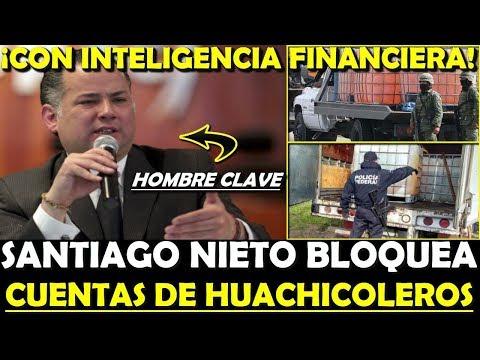 ¡GOLPE MILLONARIO CONTRA EL HUACHICOL! SANTIAGO NIETO BLOQU