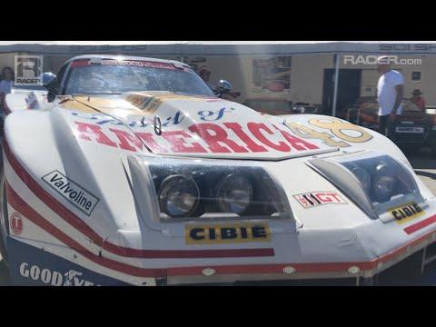 RACER: Jordan Taylor's 1976 IMSA Greenwood Corvette Tour