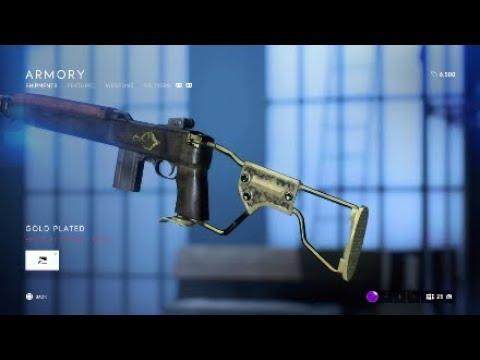 Battlefield V   M1A1 Carbine Mastery VI + Showcase