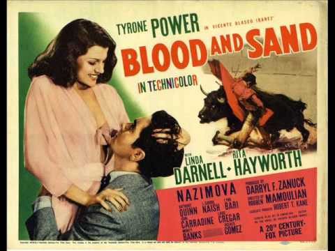 Blood and Sand 1941 Main Titles by Alfred Newman