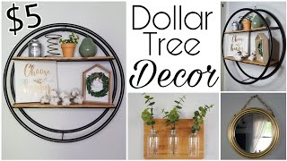 Dollar Tree Eclectic Decor DIYs • simple and affordable