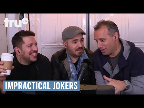 Impractical Jokers - New York City Murr-A-Thon (Punishment) | truTV