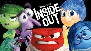 All About Inside Out - Disney Pixar Movie | What