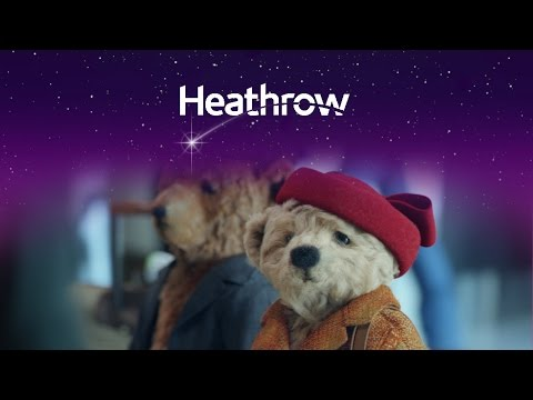 Coming Home for Christmas  Heathrow Airport
