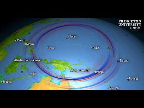 Magnitude 5.7 Quake, E. CAROLINE ISLANDS, MICRONESIA