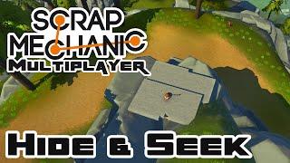 Hide & Seek - Let's Play Scrap Mechanic - Gameplay Part 57