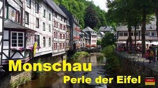 Monschau ... die Perle in der Eifel / Hohes Venn