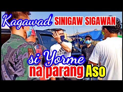YORME SINIGAWAN na parang ASO sa TONDO panoorin Ang Buong Detalye / Isko Moreno Domagoso