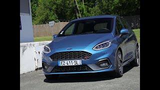 Essai Ford Fiesta ST Plus (2019)
