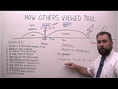 How Others Viewed the Apostle Paul