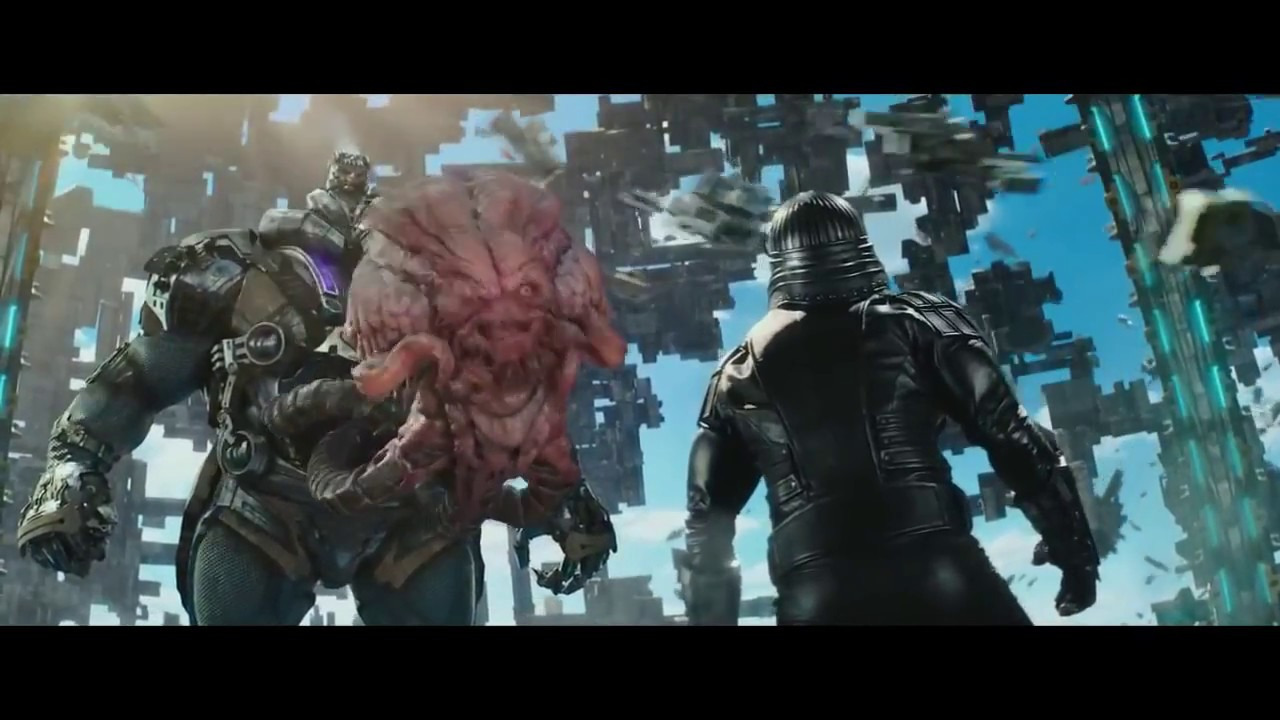 Out Of Shadows Krang Captures Shredder Youtube