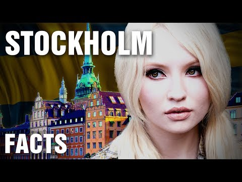Amazing Facts About Stockholm, Sweden