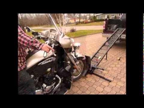 rampe de moto pour youtube. Black Bedroom Furniture Sets. Home Design Ideas
