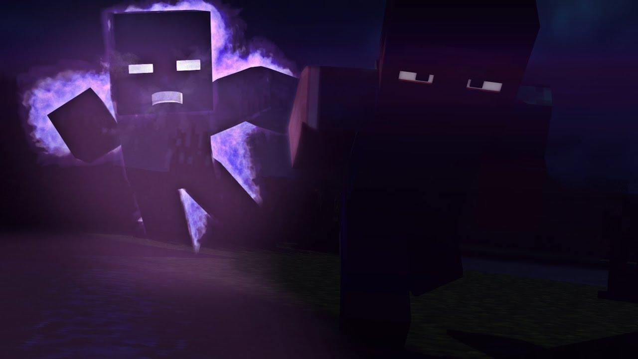 Underworld A Minecraft Horror Animation YouTube