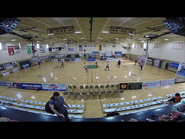 Basketball Senior Semifinals 2 2016 CLKL Lithuanian Basketball League in Chicago
