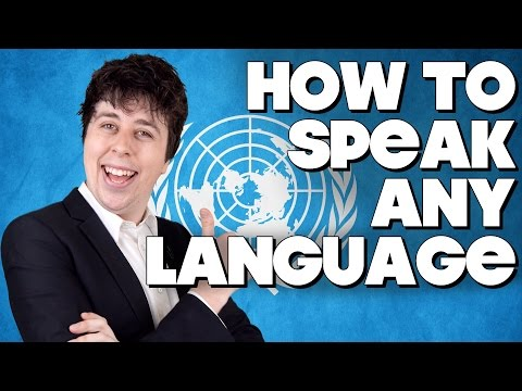 How To Speak Any Language Instantly!!