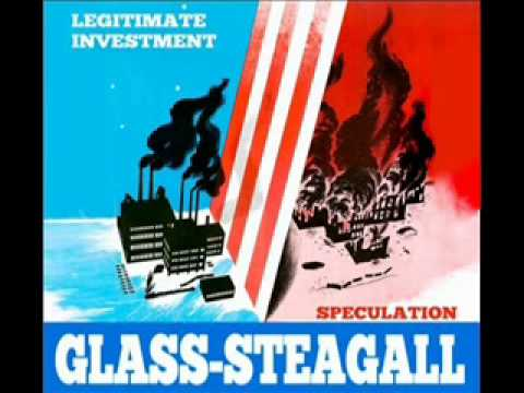 Why Glass Steagall Can Cripple the British Empire