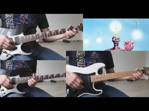 Iron Maiden - Moonchild - Guitar cover mp3