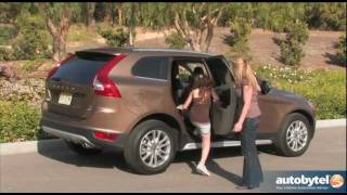 2012 Volvo XC 60 Test Drive & Crossover SUV Review