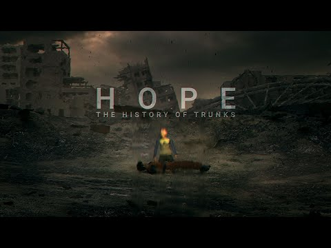 HOPE - The History of Trunks. A CG tribute.