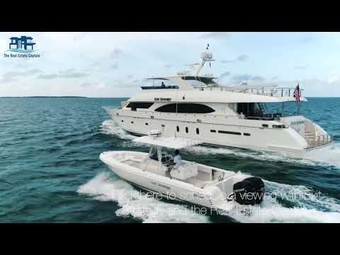 Hargrave Motor Yacht video
