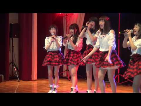 2017-03-12 千歳公民館 『Ta-Colors×小娘2マンLIVE』 小娘(第1部)