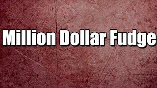 Million Dollar Fudge - My3 Foods - Easy To Learn