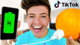 Testing 5 VIRAL TikTok Life Hacks That Actually Work!