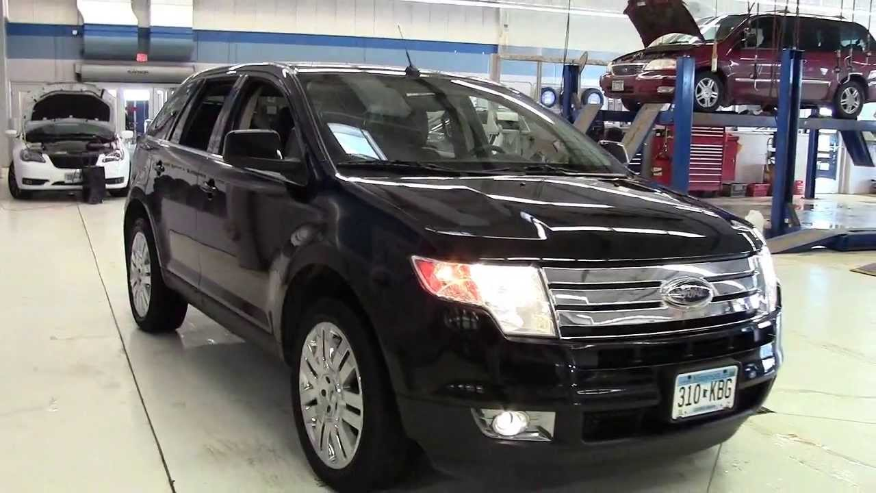2009 ford edge sel awd 3f130423c