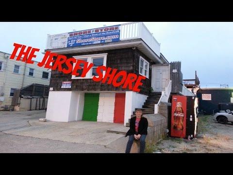 Visiting Seaside Heights Jersey Shore Boardwalk